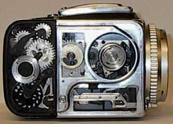 Hasselblad camera repair by factory trained technician David